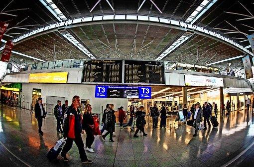 Keine Sicherheitszone vorm Flughafen