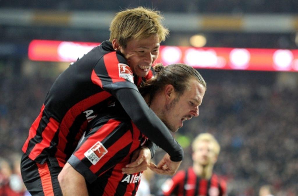 Eintracht Gegen Hamburg