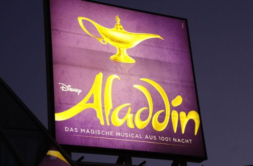 Vorerst keine Shows mit Aladdin und Co.