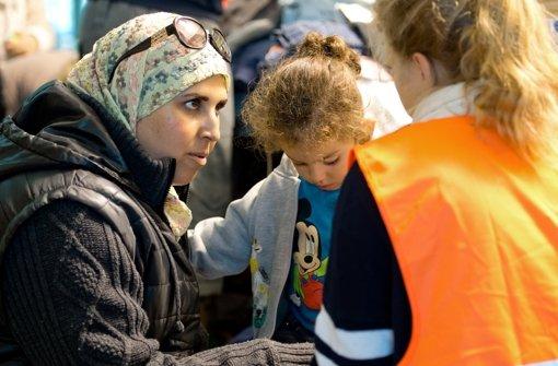 Briten wollen Tausende Syrer  aufnehmen