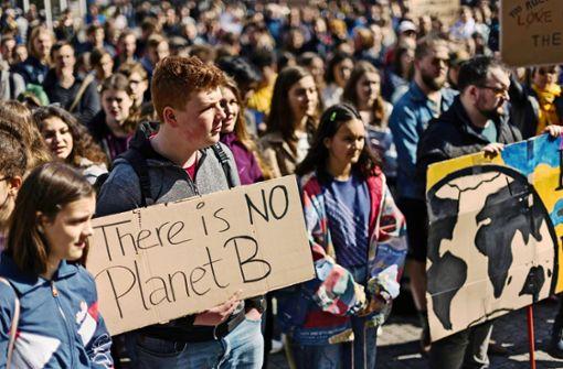 Rückenwind für Klima-Demo