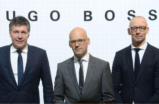 Hugo Boss steht vor Jahr der Stagnation