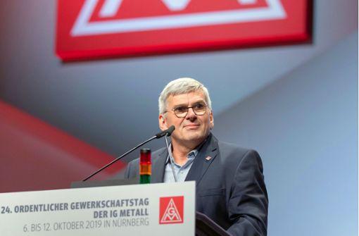 IG Metall peilt wieder starkes Lohnplus an