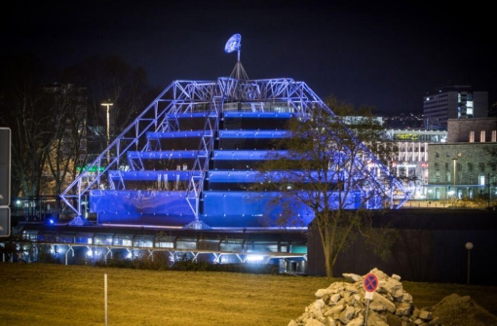 Das Planetarium Stuttgart steht unter Denkmalschutz. Foto: Achim Zweygarth