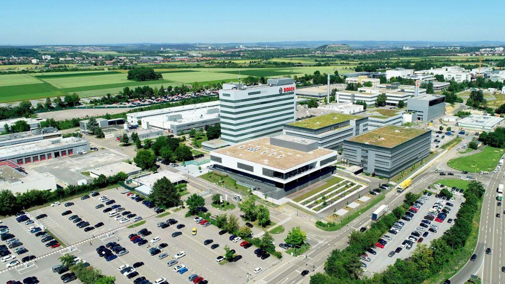 Bosch plant Abbau von 1600 Jobs