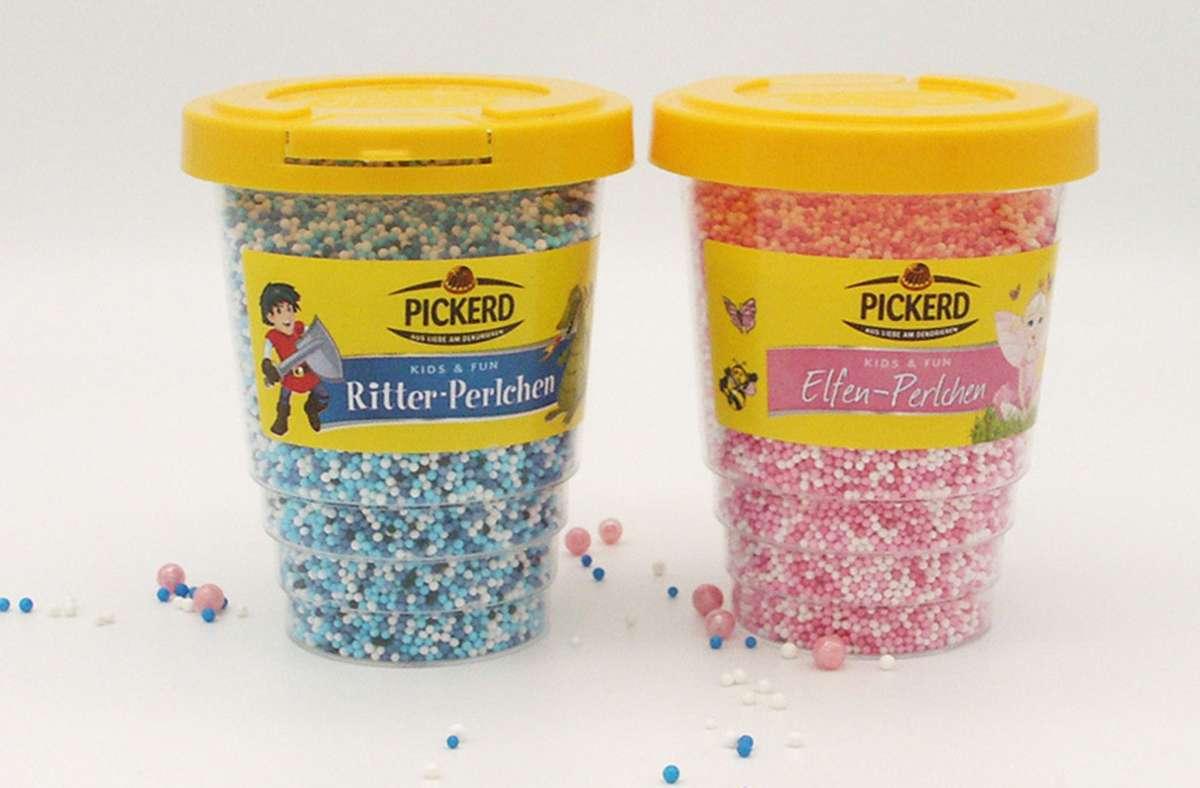 Klischee lässt grüßen: blaue Ritter-Perlchen für Jungs, rosa Elfen-Perlchen für die Mädchen. (Symbolbild) Foto: goldener-zaunpfahl.de/Presse
