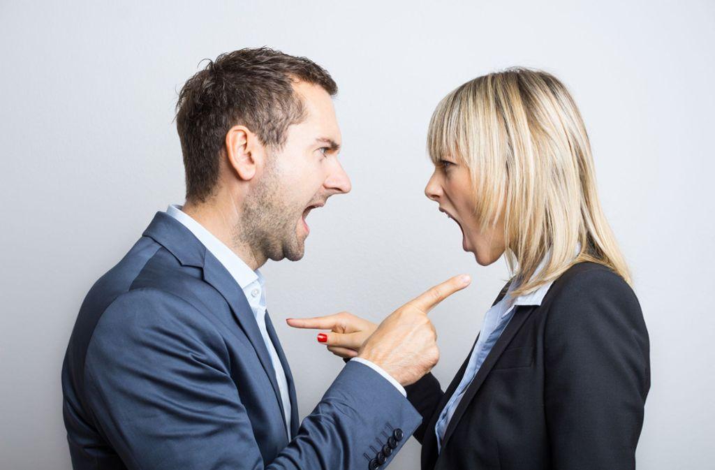 Wer sich als Mieter aufregt, sollte besser höflich bleiben. Foto: DDRockstar - Adobe Stock/Dada Lin