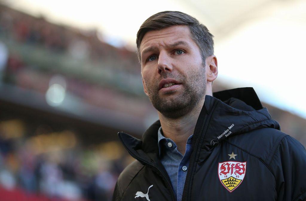 Nach der Entlassung von Michael Reschke soll Thomas Hitzlsperger den VfB retten. Foto: Getty