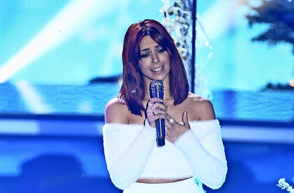 Vanessa Mai aus Großaspach hat sich musikalisch von Dieter Bohlen getrennt. Foto: dpa/RTL