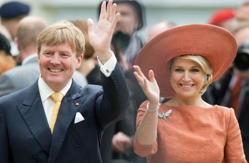 Máxima und Willem auf Deutschlandreise