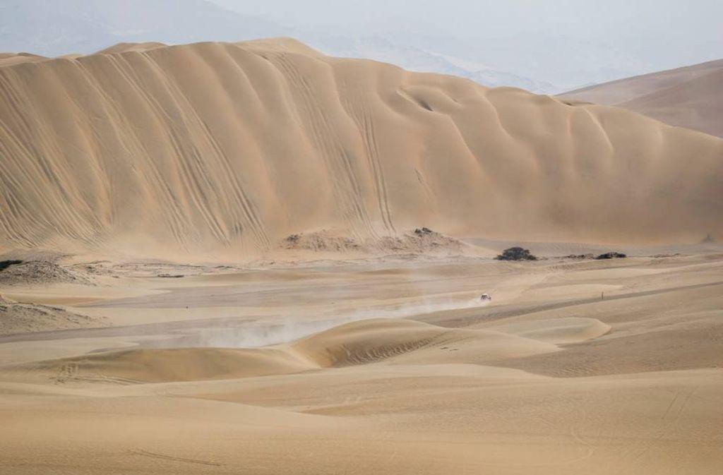 Ausgerechnet Wüstenstaaten wie Dubai leiden unter Sandmangel. Foto: dpa