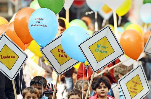 Brauchen Kinder mehr Rechte?