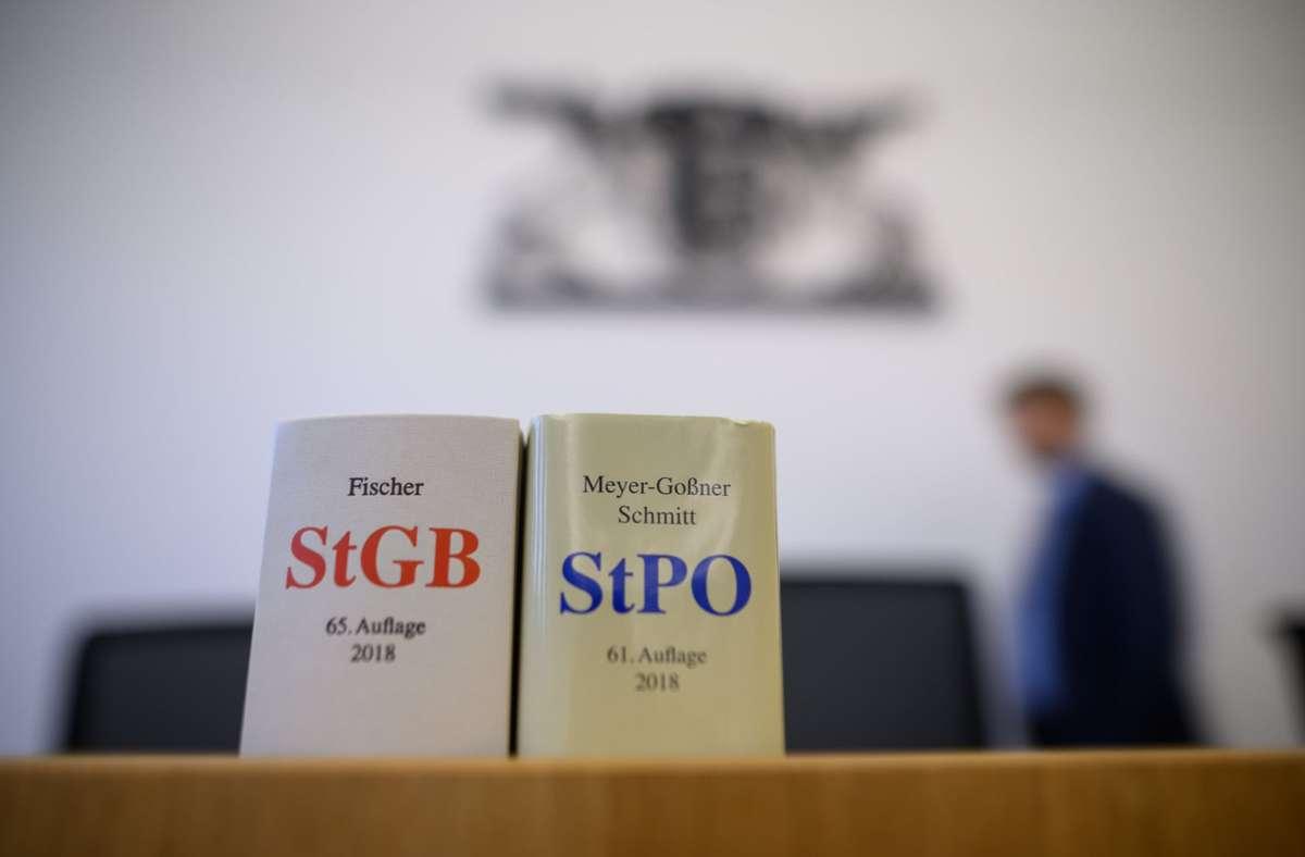Ursprünglich waren vier Tage für die Verhandlung geplant – nun  wurde  das Urteil schon am zweiten Tag gesprochen. Foto: dpa/Sebastian Gollnow