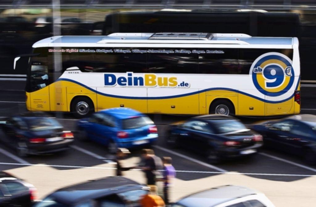 Nach Augsburg, Berlin oder Zürich? In der folgenden Bilderstrecke zeigen wir einige Ziele, die ab Stuttgart mit dem Fernbus angefahren werden. Foto: Achim Zweygarth