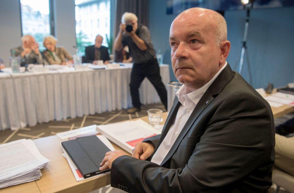 Detlev Zander hat den Missbrauch in Heimen der Brüdergemeinde vor vier Jahren öffentlich gemacht. Foto: dpa