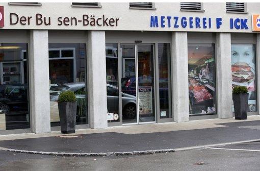 Innerhalb von drei Monaten haben Unbekannte in Bad Saulgau dreimal die Buchstaben S und R in den Namenschildern einer Bäckerei und einer benachbarten Metzgerei abgeschraubt und gestohlen. Foto: dpa