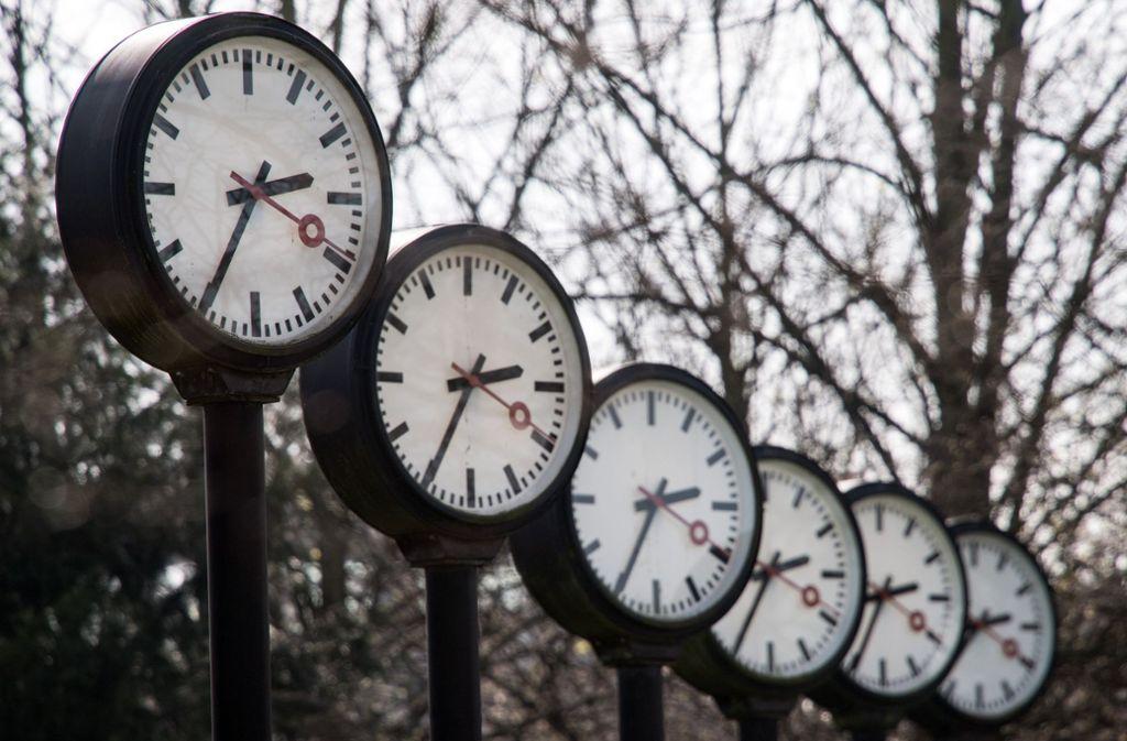 Für viele EU-Bürger ist die Zeitumstellung im Frühjahr und Herbst ein Ärgernis. Foto: dpa