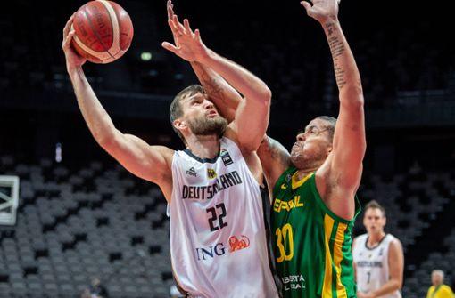 Die  Olympia-Qualifikation muss den Basketballern einen Schub geben