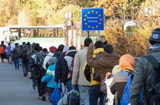 Vom Asylrecht zum Einwanderungsgesetz