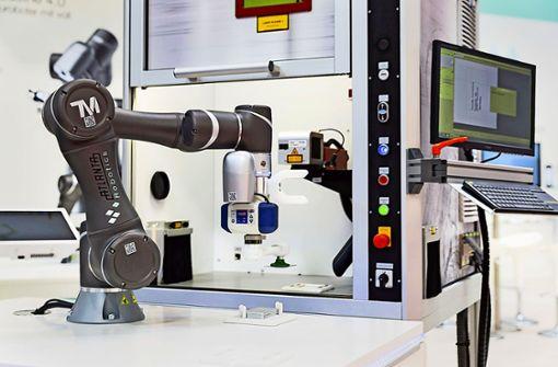 Die Roboter ziehen nach Ingersheim