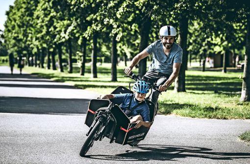 Neue Förderrichtlinien für  E-Lastenräder