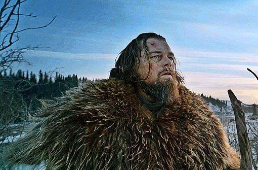 Der Trapper Hugh Glass (Leonardo DiCaprio) nimmt es mit Mensch und Natur auf. Er will keine und gewährt auch  keine Gnade. Foto: dpa