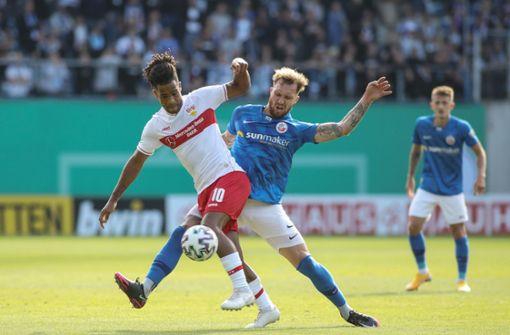Daniel Didavi und Co. mit solider Vorstellung bei Hansa Rostock