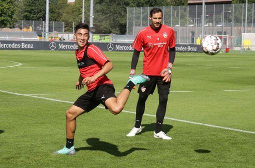 Nicolas Gonzalez legt beim VfB los