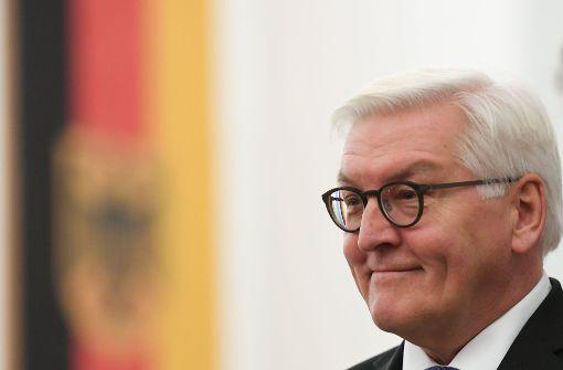 Steinmeier: Demokratie lebt vom Austausch