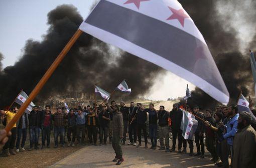 Atempause in der Hölle von Idlib