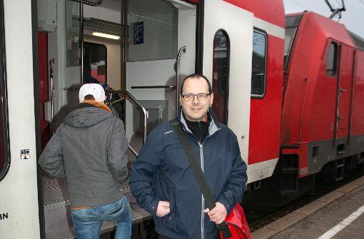 Der Pendler – Opfer der Bahn