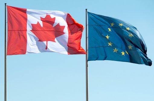 EU will Ceta ohne nationale Parlamente durchboxen