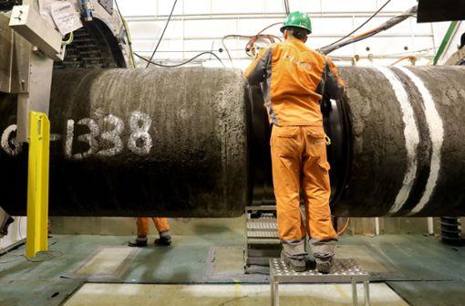 Milliarden-Bußgeld gegen Gazprom in Polen verhängt