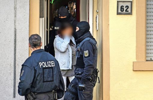 Rotlicht-Razzia: Zugriff in Rastatt
