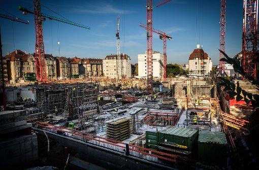 Mehr Flächen für den Wohnungsbau