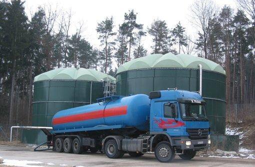 Deponiewasser bleibt in Stetten