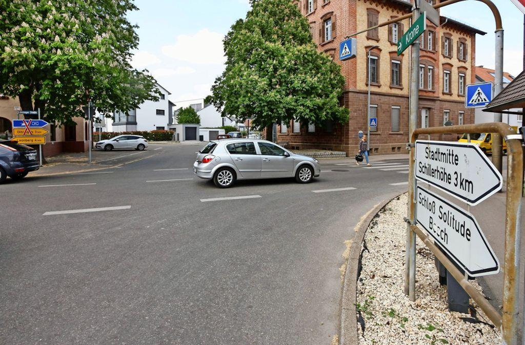 Die Entscheidung ist gefallen: Die Jakobstraße wird abgehängt. Foto: factum/Bach