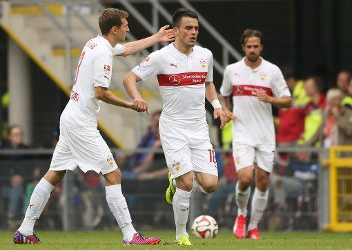 Der VfB Stuttgart ist gerettet