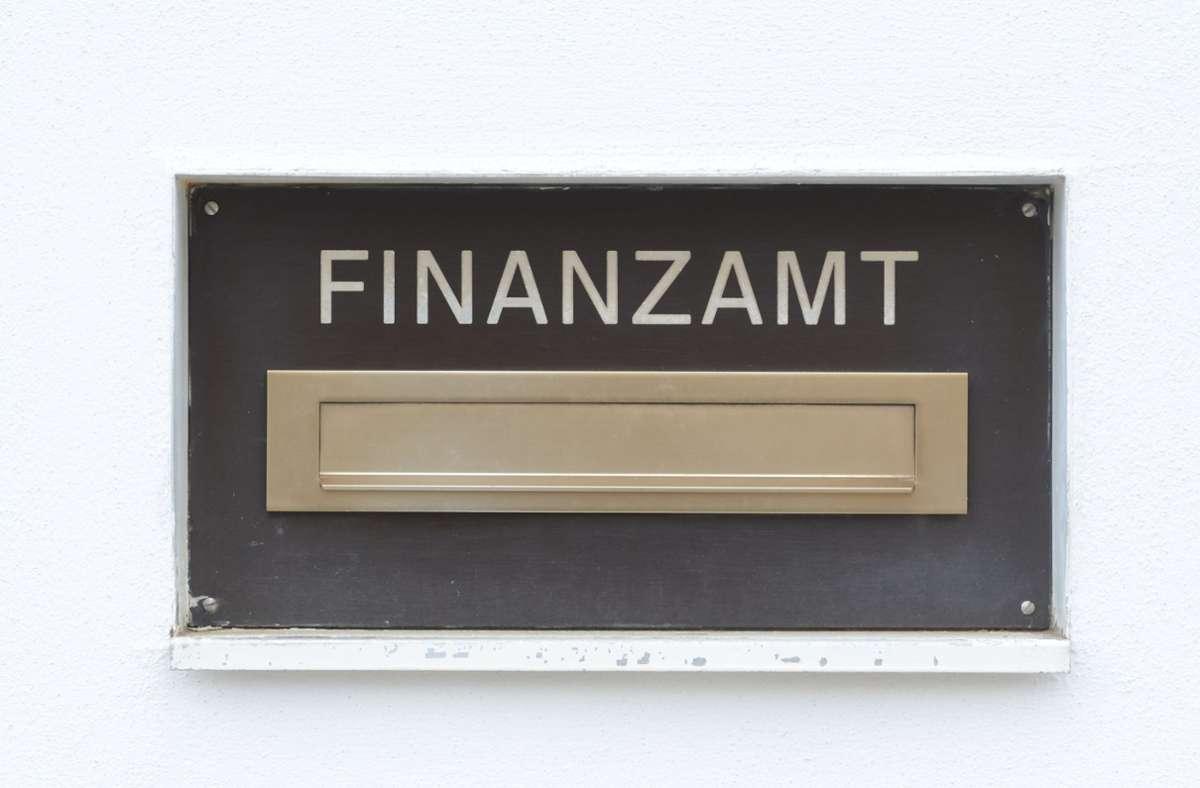 Das Finanzamt Waiblingen hat seine Kontoverbindung geändert. Das hat zu Irritationen geführt. Foto: dpa/Armin Weigel