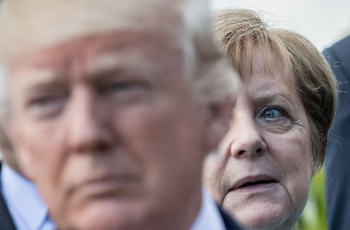 Merkel sieht außerhalb Europas keinen verlässlichen Partner mehr