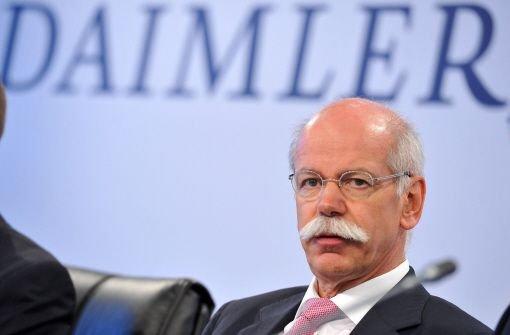 Magazin: Abu Dhabi will bei Daimler aussteigen
