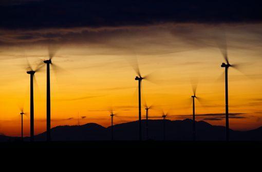 Weissach beteiligt sich  an Windpark
