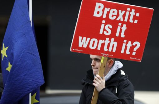 Das sind die Szenarien rund um den Brexit