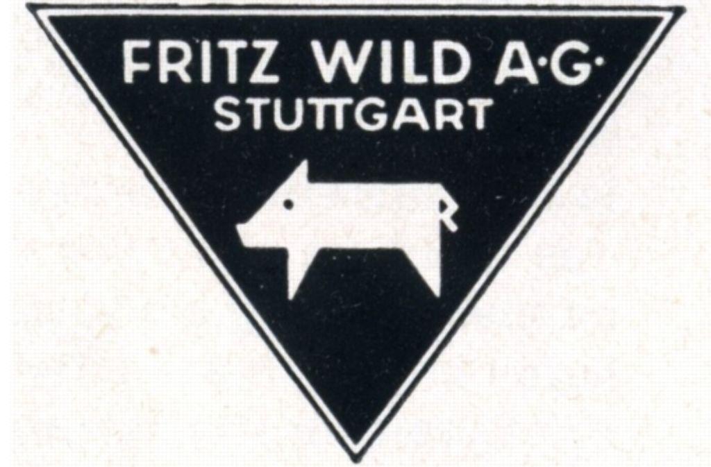 Die Fleischwarenfabrik Fritz Wild AG wurde im Jahr 1916 in einem Hinterhaus an der Neckarstraße gegründet. Foto: Muse-O