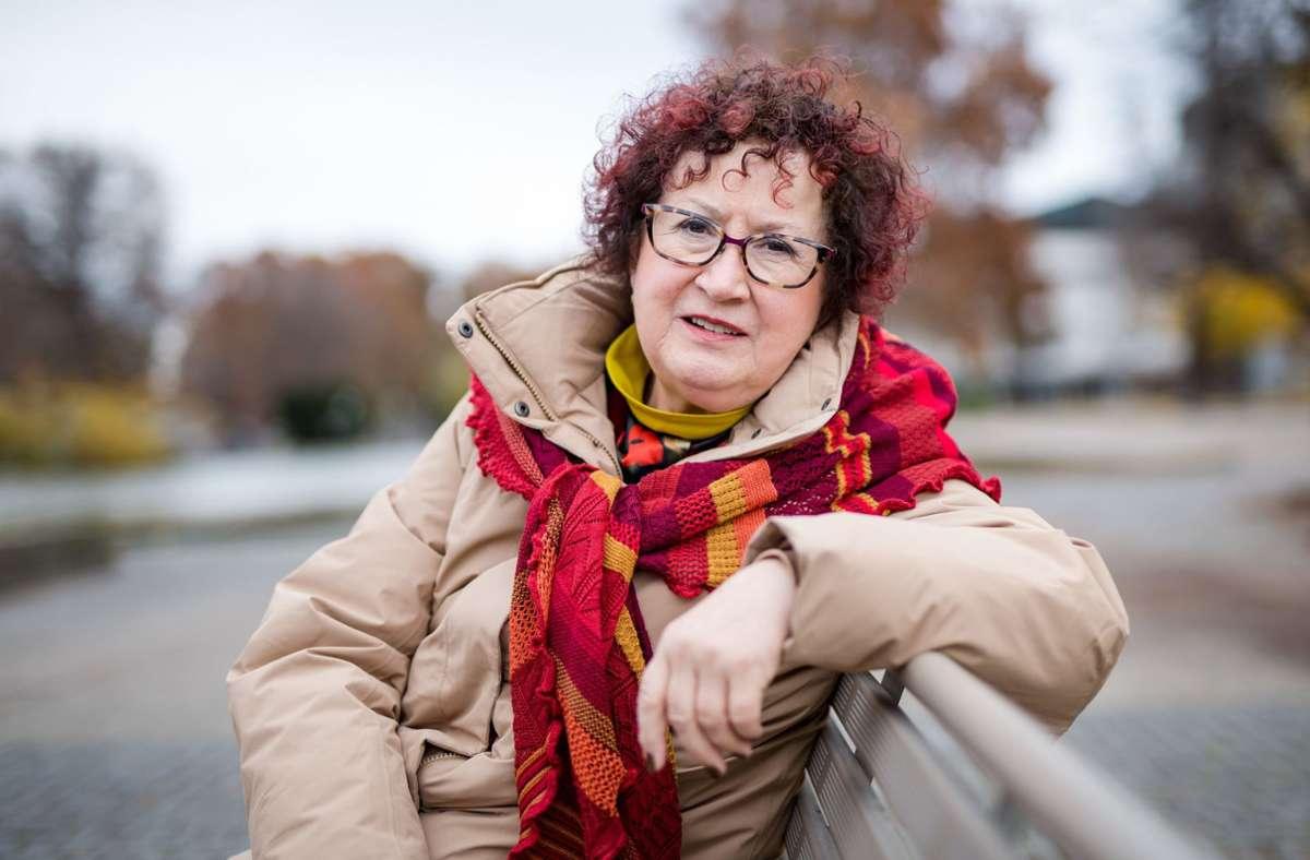 Gerlinde Kretschmann ist infolge ihrer Brustkrebserkrankung operiert worden. Foto: dpa/Christoph Schmidt