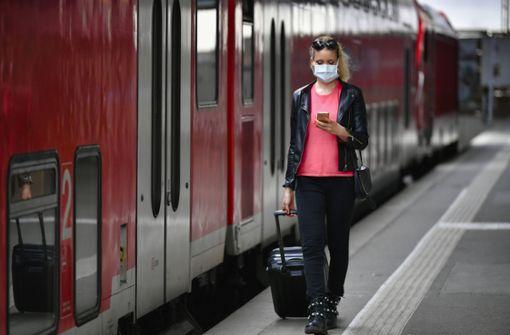 Güterzug entgleist – Bahn-Verkehr nach Stuttgart  beeinträchtigt