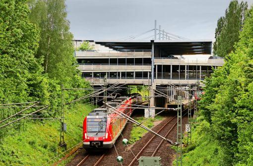 Für  Gäubahn wird am Flughafen ein weiterer Tunnel angepeilt