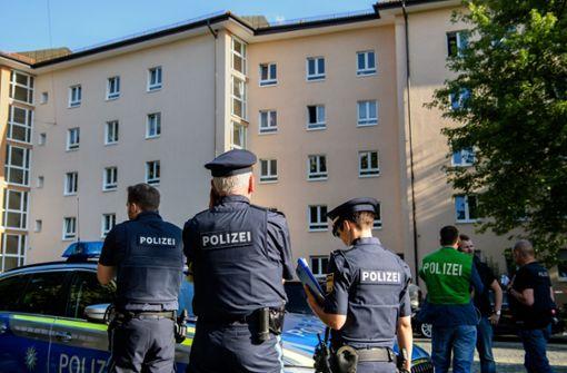 25-Jährige stirbt bei Messerangriff - Tatverdächtiger festgenommen
