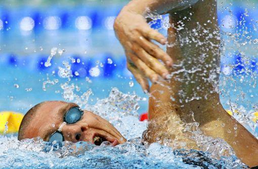 Wird Esslingen  Schwimm-Weltrekord-Stadt?