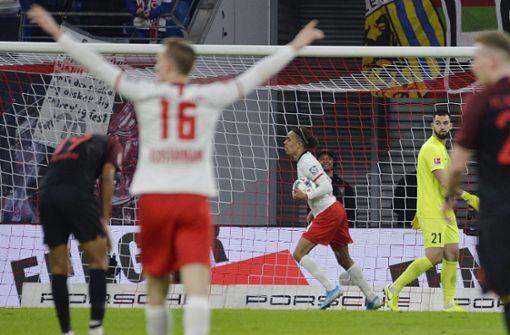 Leipzig ist Herbstmeister - FC Bayern mit späten Toren zum 2:0